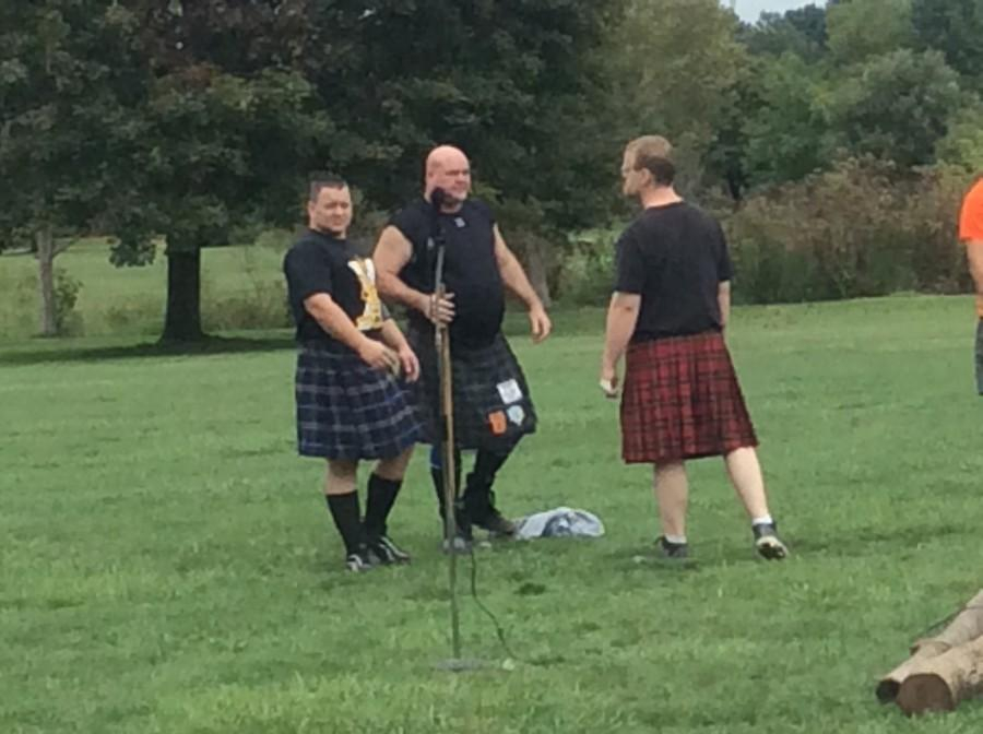 The 22nd Annual Edinboro Highland Games!