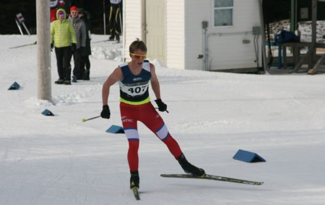 Mathie Competes at Nationals
