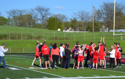 Unified Track Victorious at Fairview Meet