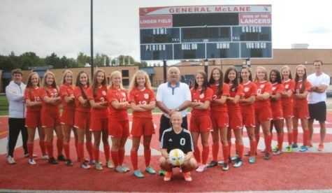Lady Lancers Soccer: A Salute to our Seniors