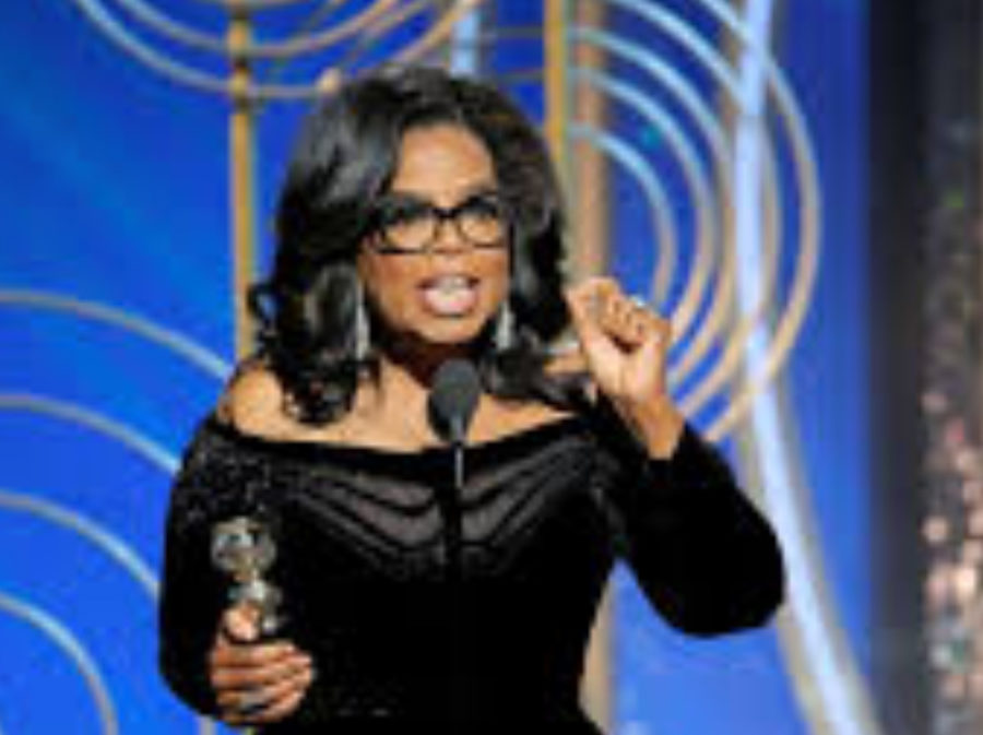 Oprah+at+the+Golden+Globes+