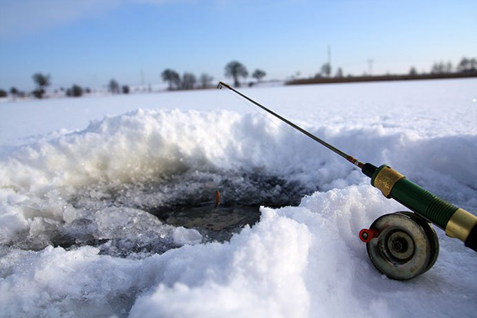 Ice, Ice Fishing