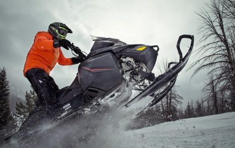 Snowmobiling: Let it Rip-but do it Safely