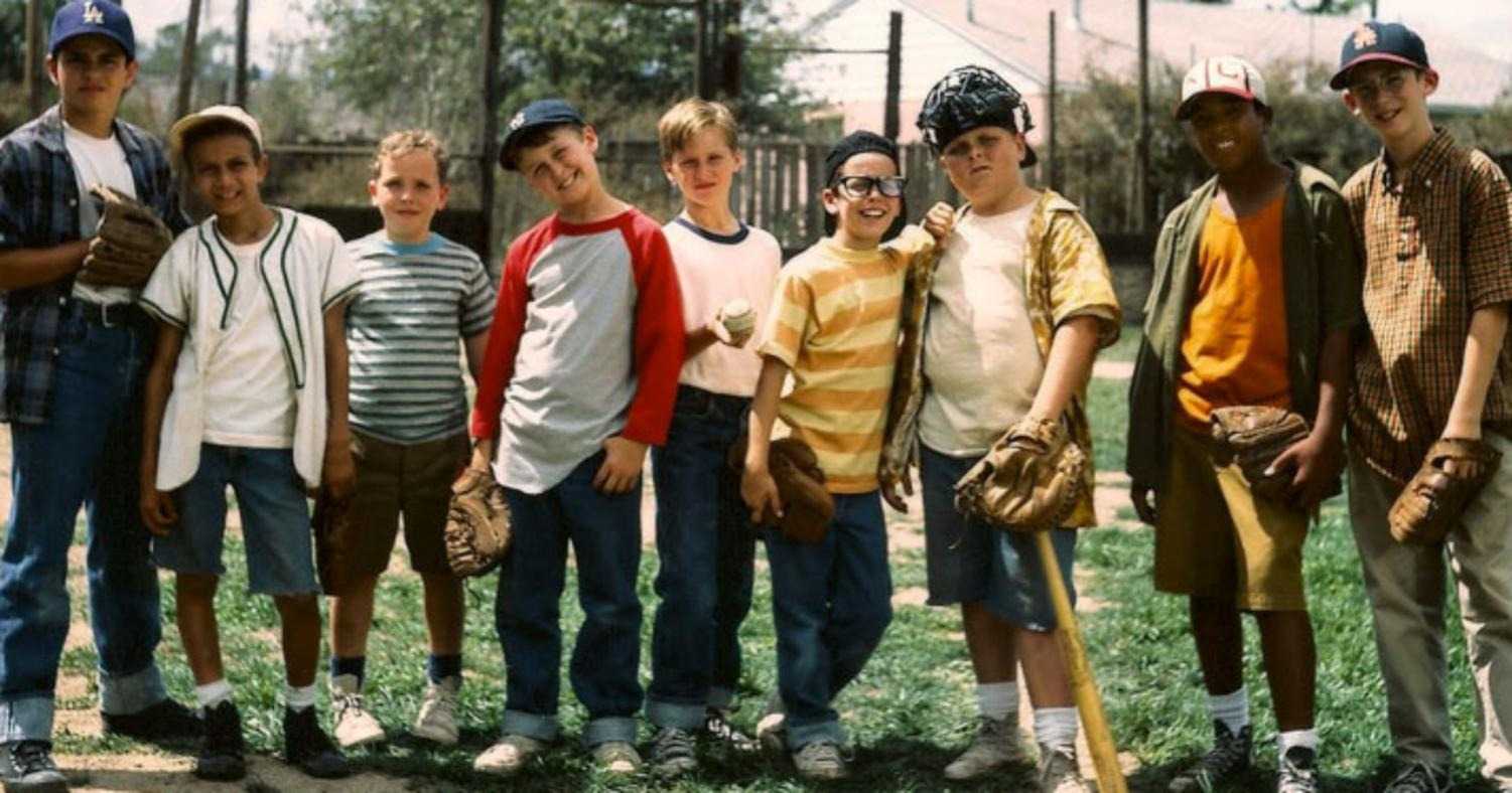 The Sandlot Team talked about in the story