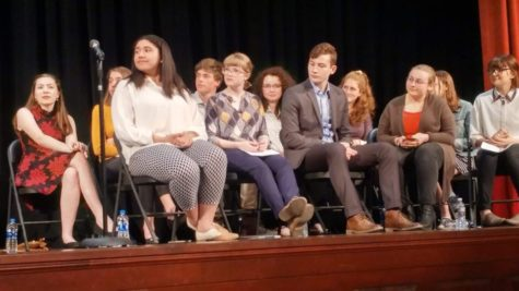 Erie-area Students Host Town Hall