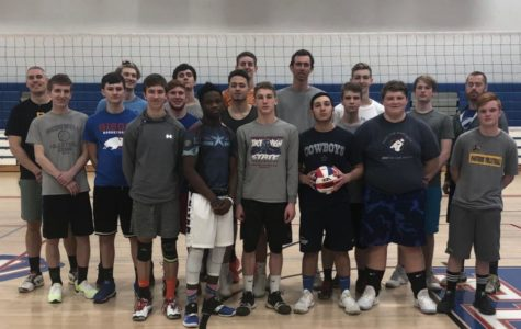 Boys Co-op Volleyball Makes its Debut