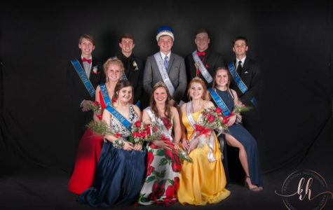 The 2019 Prom Court