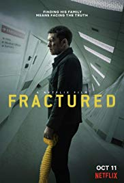 Fractured 2019 movie poster