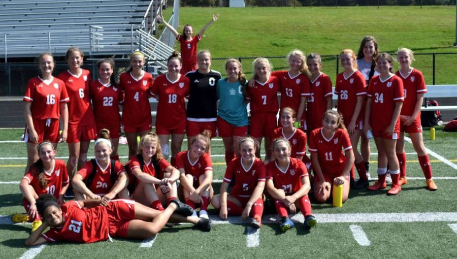 2019+Girls+Soccer+Team
