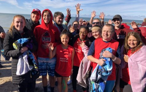 Students take the Plunge for Special Olympics