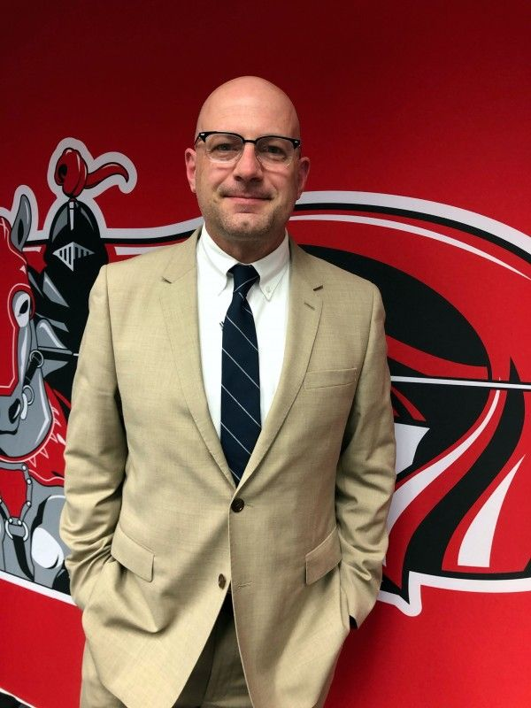 Dr. Matthew Lane our new Superintendent of Schools.